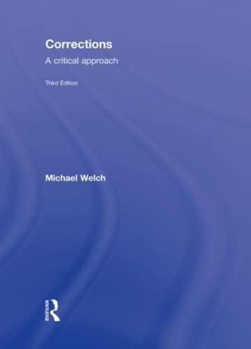 9780415782081: Corrections: A Critical Approach