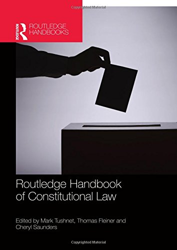 9780415782203: Routledge Handbook of Constitutional Law (Routledge Handbooks (Hardcover))