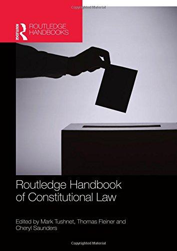 9780415782203: Routledge Handbook of Constitutional Law (Routledge Handbooks (Hardcover))