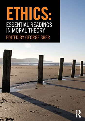 9780415782319: Ethics: Essential Readings in Moral Theory