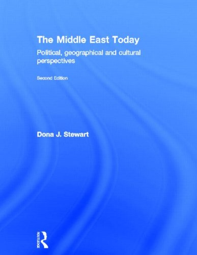 9780415782432: The Middle East Today: Political, Geographical and Cultural Perspectives