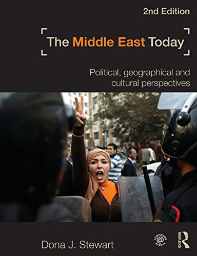 9780415782449: The Middle East Today: Political, Geographical and Cultural Perspectives