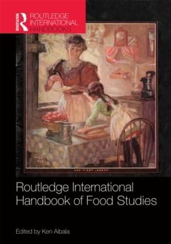 9780415782647: Routledge International Handbook of Food Studies (Routledge International Handbooks)