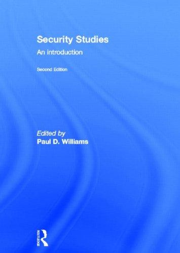 9780415782807: Security Studies: An Introduction