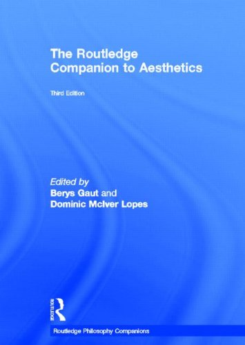 9780415782869: The Routledge Companion to Aesthetics (Routledge Philosophy Companions)