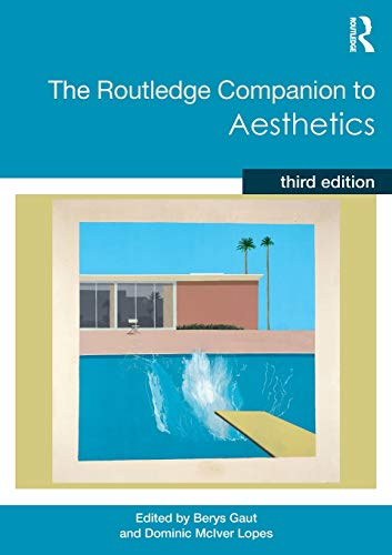 9780415782876: The Routledge Companion to Aesthetics (Routledge Philosophy Companions)
