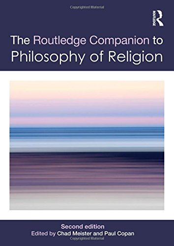 9780415782944: Routledge Companion to Philosophy of Religion (Routledge Philosophy Companions)