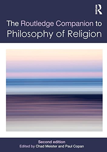 9780415782951: Routledge Companion to Philosophy of Religion (Routledge Philosophy Companions)