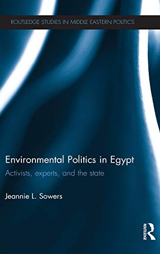 9780415783002: Environmental Politics in Egypt: Activists, Experts and the State (Routledge Studies in Middle Eastern Politics)