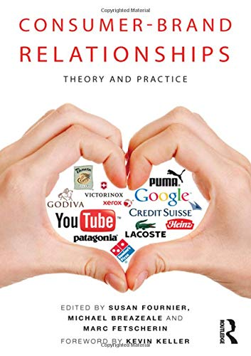 9780415783033: Consumer-Brand Relationships: Theory and Practice