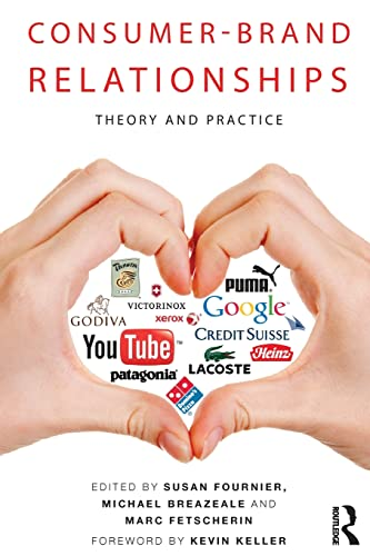 9780415783132: Consumer-Brand Relationships: Theory and Practice
