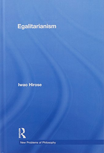 9780415783187: Egalitarianism (New Problems of Philosophy)