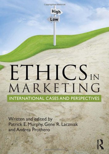 9780415783514: Ethics in Marketing: International cases and perspectives