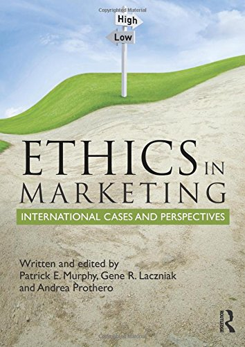 9780415783521: Ethics in Marketing: International cases and perspectives