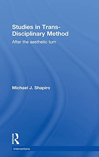 9780415783552: Studies in Trans-Disciplinary Method: After the Aesthetic Turn