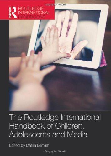 9780415783682: The Routledge International Handbook of Children, Adolescents and Media (Routledge International Handbooks)