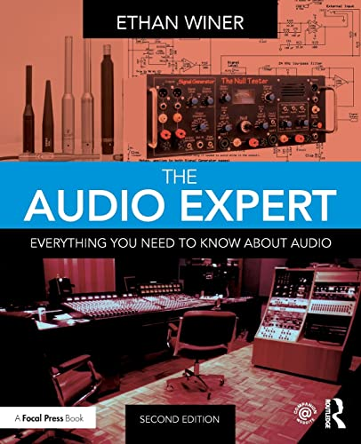 9780415788847: The Audio Expert: Everything You Need to Know About Audio