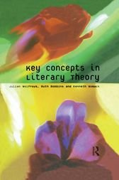 9780415791038: Key Concepts in Literary Theory
