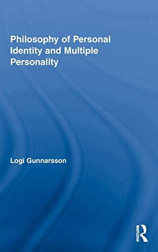 9780415800174: Philosophy of Personal Identity and Multiple Personality (Routledge Studies in Contemporary Philosophy)