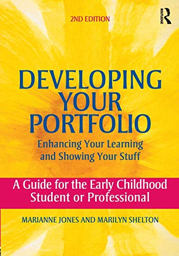 Developing Your Portfolio - Enhancing Your Learning: Marianne Jones, Marilyn
