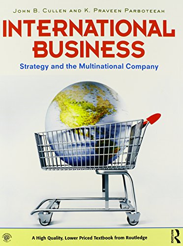9780415800570: International Business: Strategy and the Multinational Company