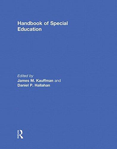 9780415800716: Handbook of Special Education