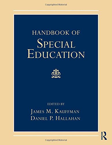 9780415800723: Handbook of Special Education