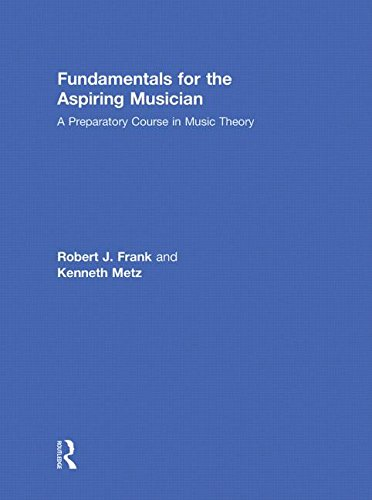 9780415801034: Fundamentals for the Aspiring Musician: A Preparatory Course for Music Theory