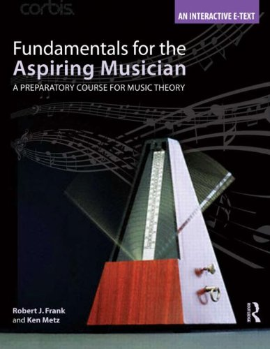 9780415801041: Fundamentals for the Aspiring Musician: A Preparatory Course for Music Theory