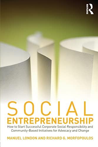 9780415801294: Social Entrepreneurship