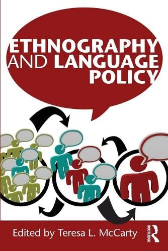 9780415801409: Ethnography and Language Policy