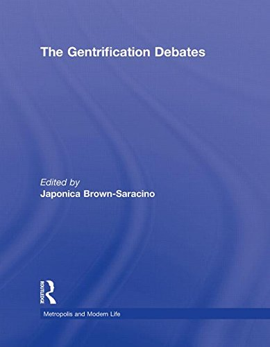9780415801645: The Gentrification Debates: A Reader (The Metropolis and Modern Life)