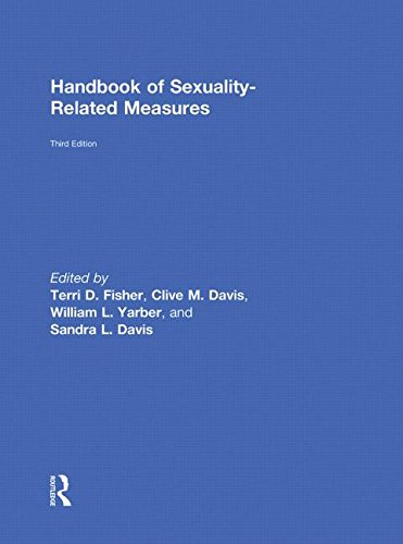 9780415801744: Handbook of Sexuality-Related Measures