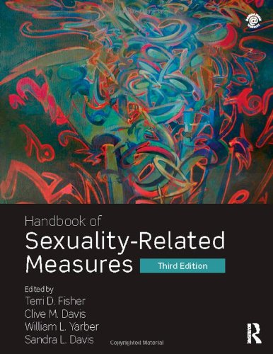 9780415801751: Handbook of Sexuality-Related Measures
