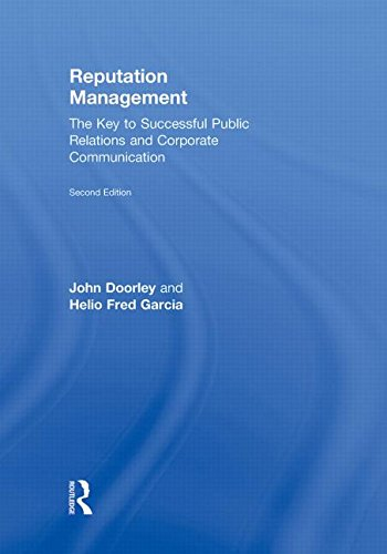 9780415801843: Reputation Management: The Key to Successful Public Relations and Corporate Communication