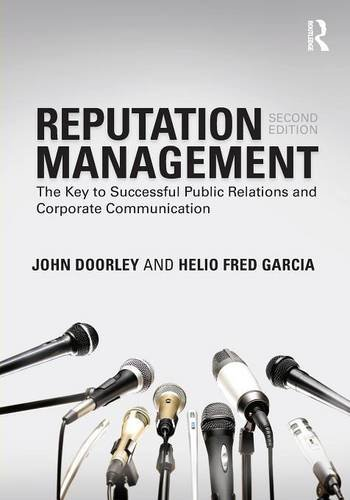 9780415801850: Reputation Management: The Key to Successful Public Relations and Corporate Communication
