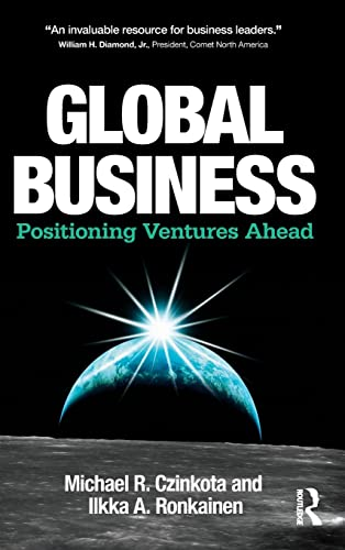 9780415801942: Global Business: Positioning Ventures Ahead
