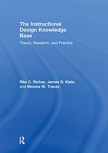 9780415802000: The Instructional Design Knowledge Base: Theory, Research, and Practice