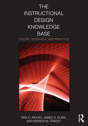 9780415802017: The Instructional Design Knowledge Base: Theory, Research, and Practice