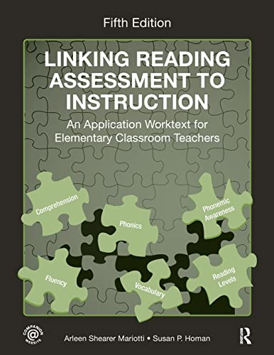 9780415802093: Linking Reading Assessment to Instruction: An Application Worktext for Elementary Classroom Teachers