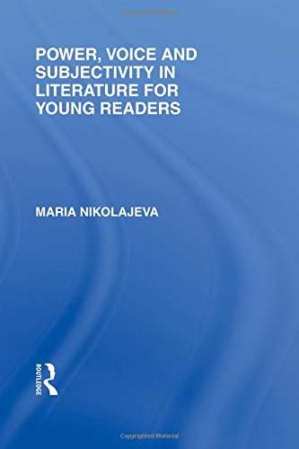 9780415802154: Power, Voice and Subjectivity in Literature for Young Readers