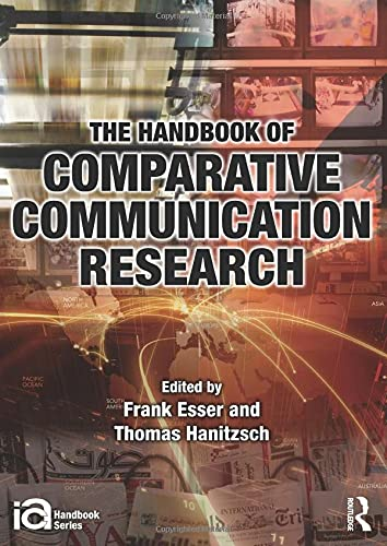 9780415802758: The Handbook of Comparative Communication Research (ICA Handbook Series)