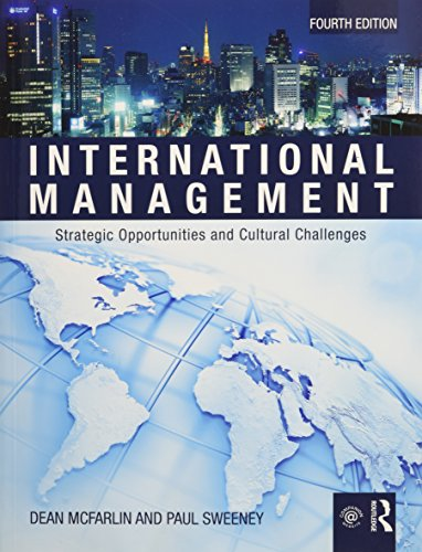 9780415802994: International Management: Strategic Opportunities & Cultural Challenges