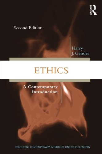 9780415803885: Ethics: A Contemporary Introduction (Routledge Contemporary Introductions to Philosophy)