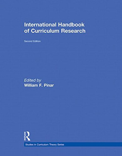 9780415804295: International Handbook of Curriculum Research (Studies in Curriculum Theory Series)