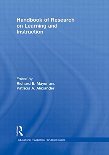 9780415804608: Handbook of Research on Learning and Instruction (Educational Psychology Handbook)