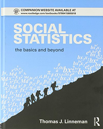 9780415805018: Social Statistics: The Basics and Beyond (Sociology Re-Wired)