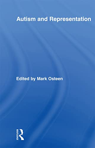 9780415806275: Autism and Representation (Routledge Research in Cultural and Media Studies)