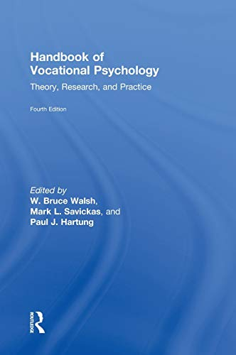 9780415808170: Handbook of Vocational Psychology: Theory, Research, and Practice