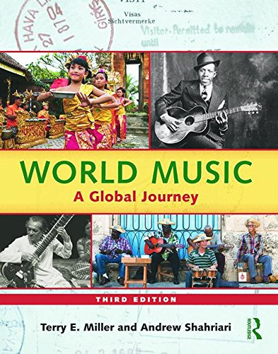 9780415808231: World Music: A Global Journey - Paperback & CD Set Value Pack